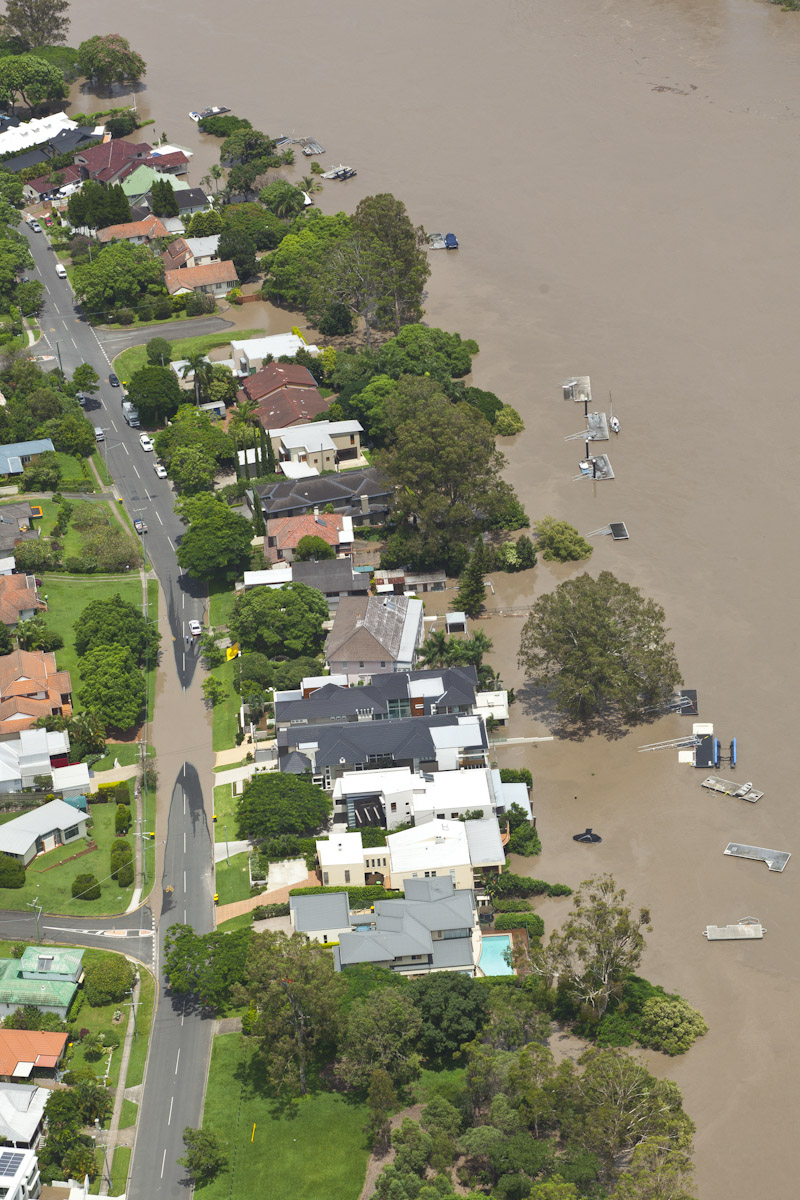 Brisbane river floods